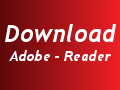 Adobe Reader Download Button